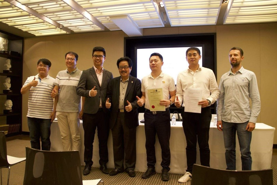 Ho Wah Genting Group signed a strategic agreement with everiToken.