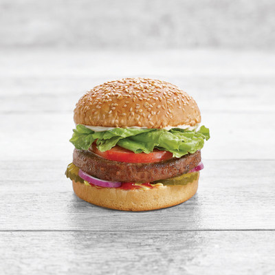 A&W's Beyond Meat Burger is Back! (CNW Group/A&W Food Services of Canada Inc.)