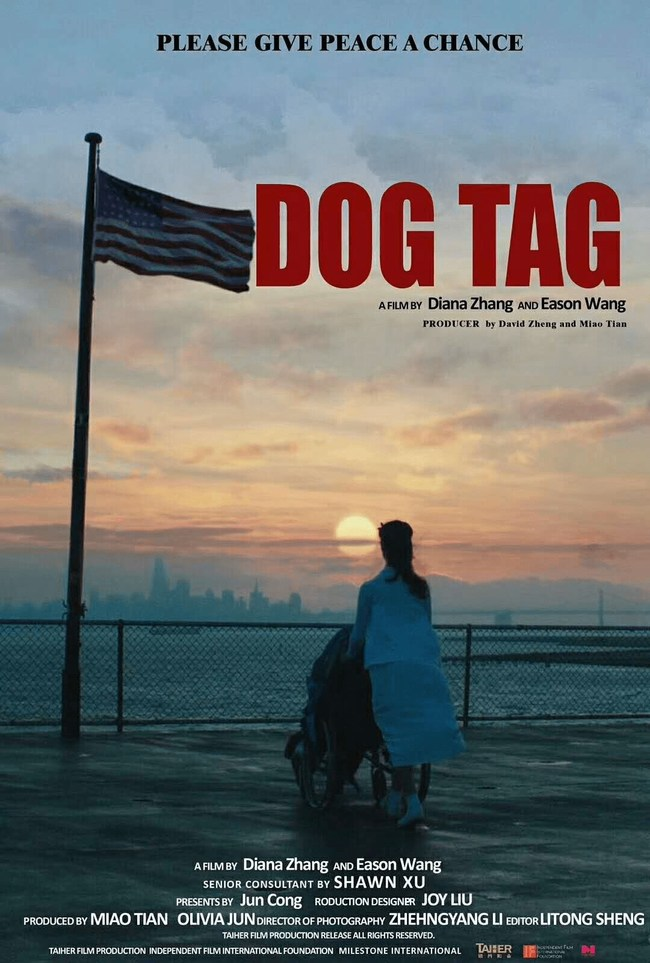 Dog Tag was nominated for both Best Picture and Best Director Awards