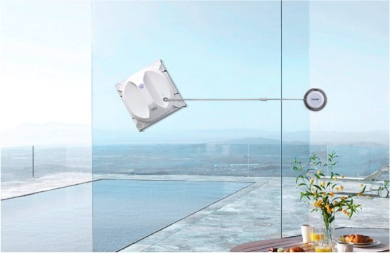 Ecovacs Launches First Of Its Kind Cordless Window Cleaning Robot On The Market