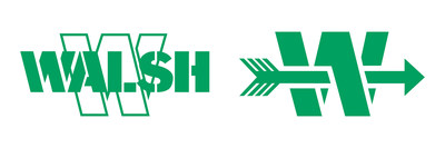 The Walsh Group operates as Walsh Construction and Archer Western. (PRNewsfoto/The Walsh Group)