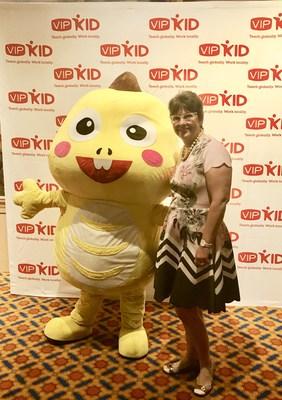 Claudia Menezes, Vice President of Pegasus Transportation kicks-off new