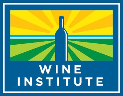 Wine Institute Logo (PRNewsfoto/Wine Institute)