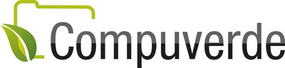 Compuverde Logo (PRNewsfoto/Compuverde)