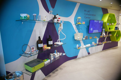 At Merck's new M Lab™ Collaboration Center, customers will benefit from the company's deep technical expertise to develop processes for manufacturing drugs faster, safer and more effectively
