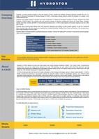 Hydrostor Media Kit 2018 (CNW Group/Hydrostor Inc.)