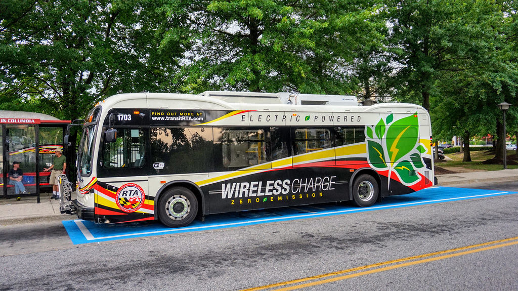 200 kW Wireless Charging Systems for Martha's Vineyard Transit Buses