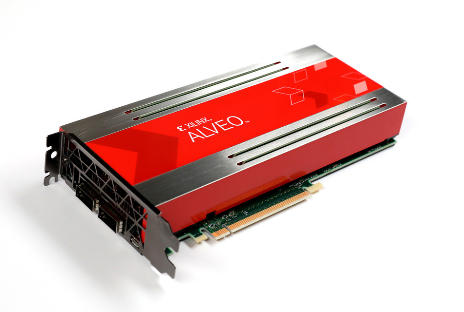 Xilinx today launched Alveo, the world's fastest data center and artificial intelligence (AI) accelerator cards.