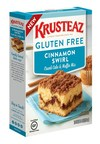 Krusteaz Expands Baking Mix Line To Include Gluten-Free Cinnamon Swirl Crumb Cake And Fire Roasted Cornbread