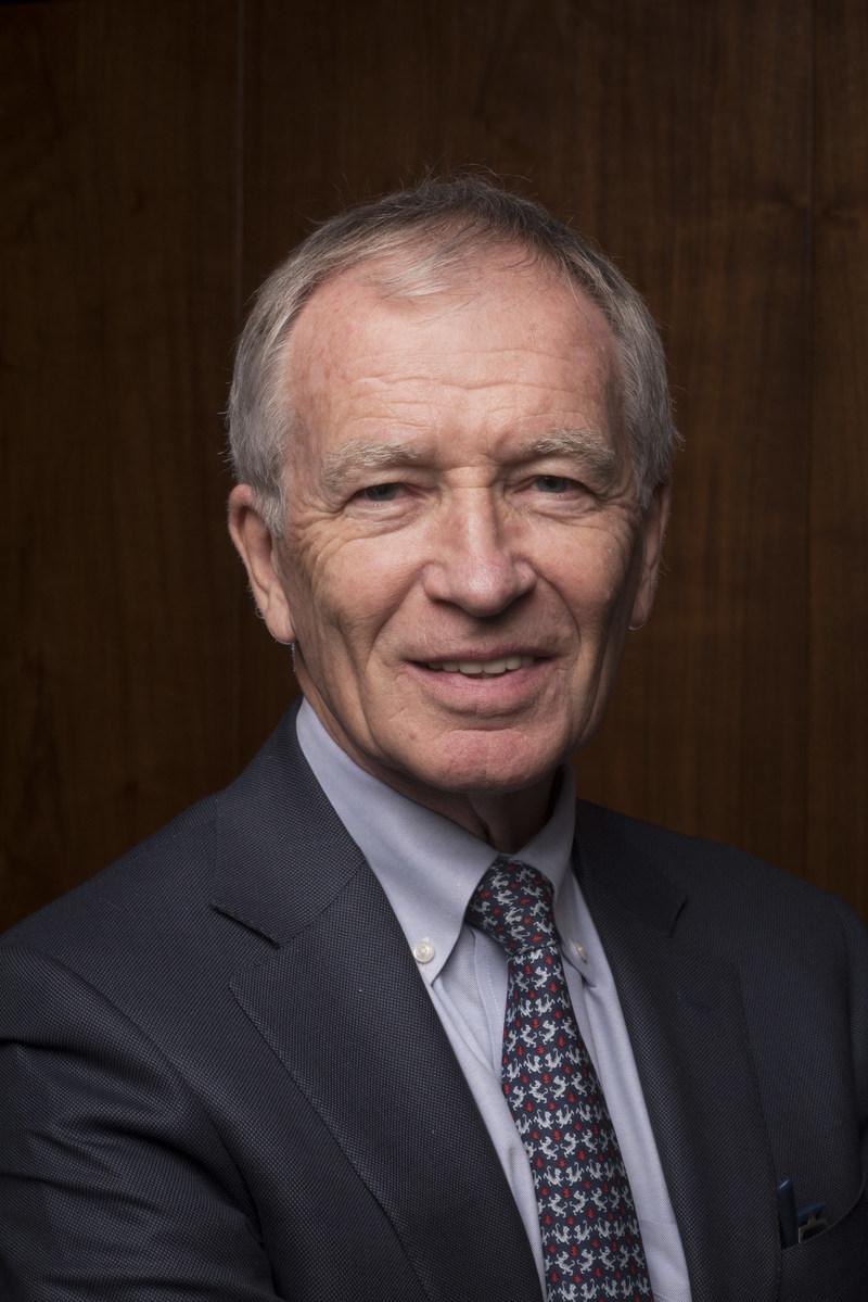 Phillip Crawley, éditeur et chef de la direction du Globe and Mail (Groupe CNW/The Globe and Mail)