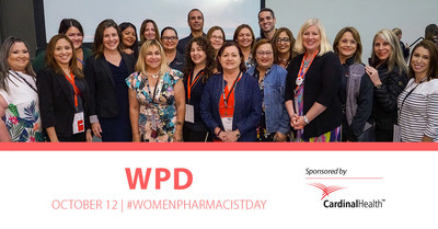 Support #WomenPharmacistDay by sharing your stories via social media.