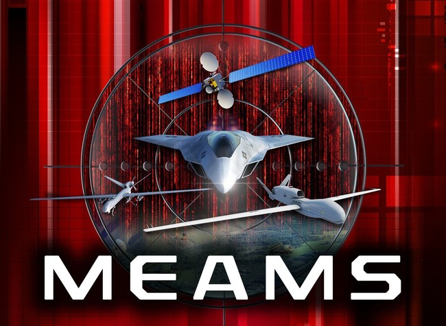 Under the AFRL MEAMS contract, IST will provide expanded sensor capability research and analysis support across air, space and cyber domains.