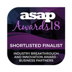 ReloQuest Inc. Shortlisted for the Serviced Apartment Awards--Industry Breakthrough & Innovation Award - Business Partner