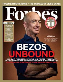 Forbes September 30, 2018 Issue