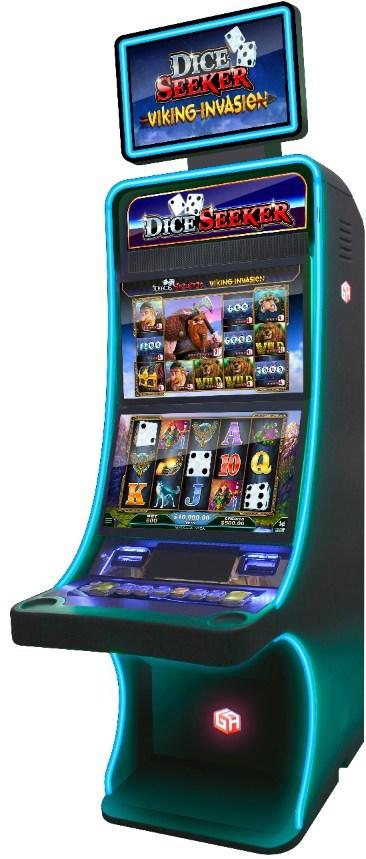 Gaming Arts' GA Reels™ - Dice Seekers™ series