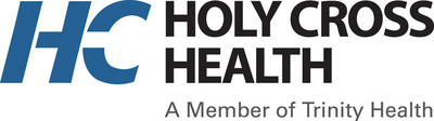 Holy Cross Health Logo (PRNewsfoto/Holy Cross Health)