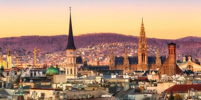 Vienna. (CNW Group/Air Canada)