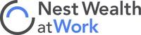 Nest Wealth at Work logo (CNW Group/Nest Wealth)