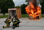 Fire Departments Teach about Fire Prevention by Setting Fires