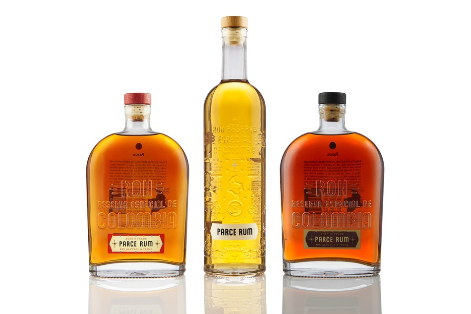 COLOMBIA'S PARCE (PAR-say) RUMS SWEEP 2018 New York World Wine and Spirit's Competition PARCE 12 Year: Best of Show(Aged White Spirit), Best Rum, Double Gold Medal, PARCE 8 Year: Double Gold Medal, PARCE 3 Year (US): Gold Medal, Parce is the ultra premium rum aged in whiskey barrels. The young company has planted over 22,000 native species trees in Colombia with proceeds from each bottle sold. parcerum.com, parcerumtrees.com