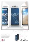 LG CANADA DÉVOILERA LE PREMIER APPAREIL ANDROID ONE AU CANADA LE 19 OCTOBRE (Groupe CNW/LG Electronics Canada)