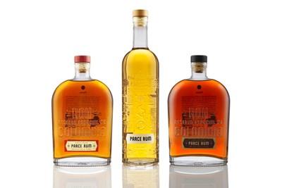 """""""El ron PARCE de COLOMBIA ARRASA en la Competencia Mundial de Vinos y Bebidas Espirituosas de Nueva York 2018 PARCE 12 años: Mejor de la muestra (Bebida blanca añejada), Mejor Ron, Doble Medalla de Oro, PARCE 8 años: Doble Medalla de Oro, PARCE 3 años (EE. UU.): Medalla de Oro, Parce es el ron ultra premium añejado en barricas de whisky. La joven compañía ha plantado más de 22,000 árboles de especies nativas en Colombia con las ganancias de cada botella vendida. parcerum.com, parcerumtrees.com"""""""