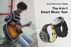 Soundbrenner Core - 4 in 1 Smart Music Tool