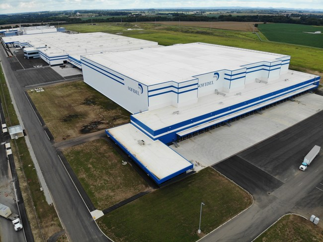 Sofidel Tissue Company Opens Manufacturing Plant in