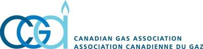 Logo: Canadian Gas Association (CGA) (CNW Group/Canadian Gas Association)