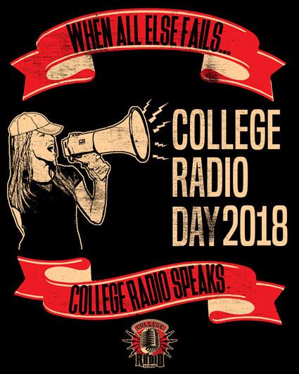 College Radio Day 2018