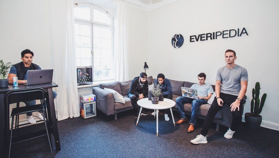 Everipedia's European office is now open in the Östermalm district of Stockholm, Sweden.