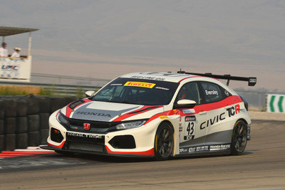 Vegas, Baby, Vegas! Honda Heads to 2018 SEMA Show with One-of-a-Kind Concept, Rebelle Rally Pilot, Civic Type R TCR and More