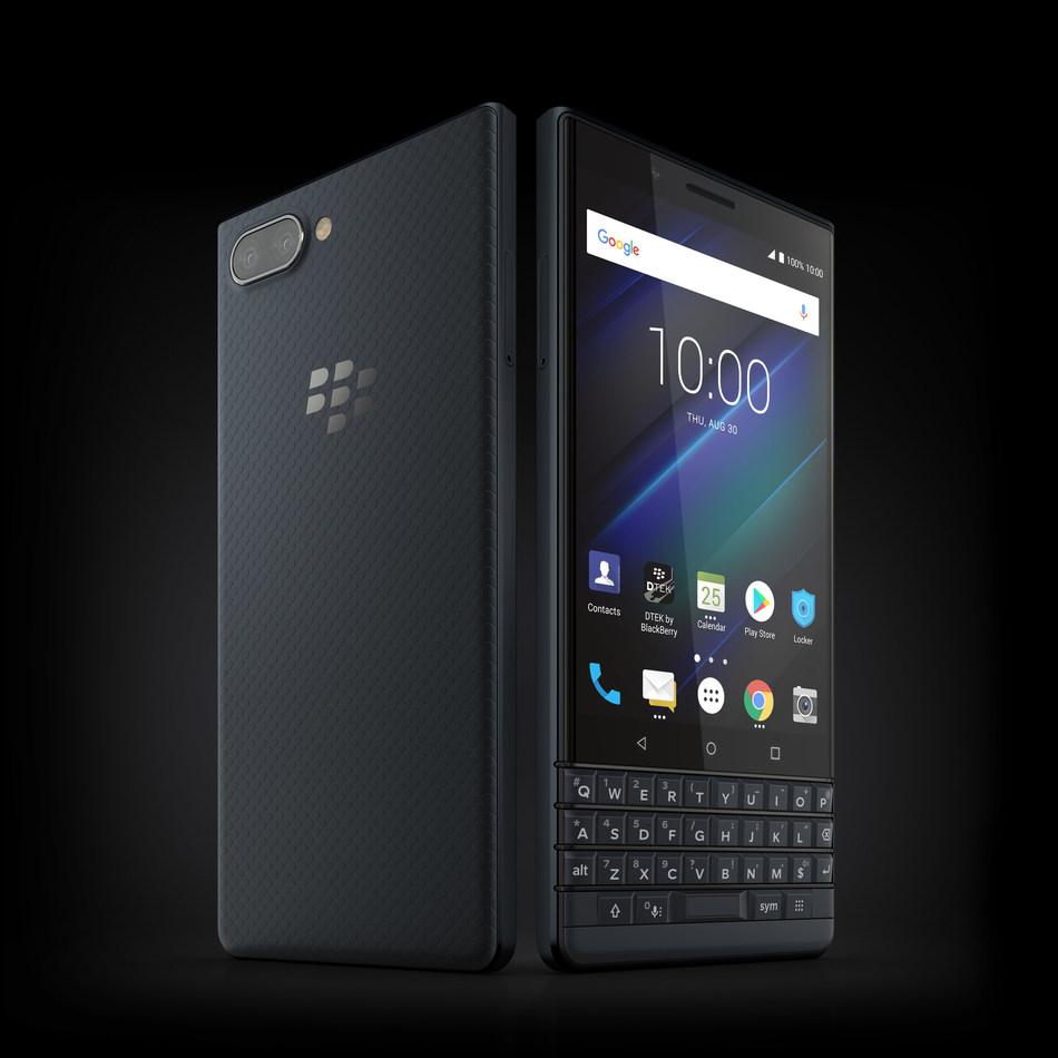BlackBerry KEY2 LE is now available in Canada
