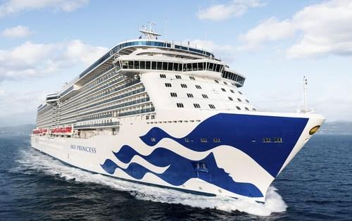 """Princess Cruises Announces """"Sea to Sky Princess"""" Destination-Inspired Photo Contest"""