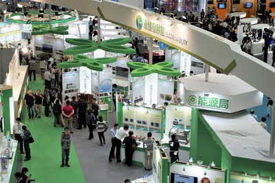 The aim of the Taiwan Innotech Expo is to accelerate the implementation of sustainable development.