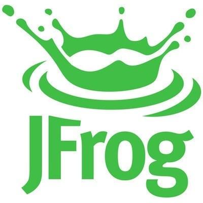 JFrog logo (PRNewsfoto/JFrog)