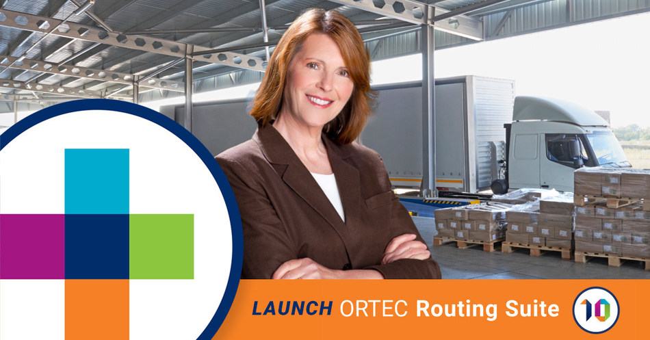 ORTEC Releases Routing Suite Focusing on Supply Chain Collaboration (PRNewsfoto/ORTEC B.V.)