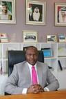 Elhadi Hassan, Managing Director, Moorfields Eye Hospital Dubai (PRNewsfoto/Moorfields Eye Hospital Dubai)