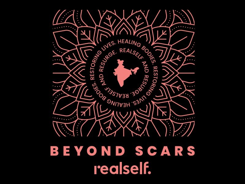 RealSelf Beyond Scars: Healing Bodies. Restoring Lives. is a global initiative to provide burn survivors access to reconstructive surgery and medical care in India.