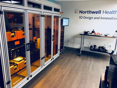 Northwell's 3D Design and Innovation Center has incorporated Formlabs' 3D printing system, Form Cell, to increase production of patient-specific anatomical models and surgical guides.