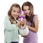 Meet the new arrival to the Hatchimals family, the HatchiBabies (CNW Group/Spin Master)