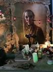 Aperçu de l'ambiance de magie et de sorcellerie des soirées d'Halloween à l'Aquarium du Québec. (Groupe CNW/Société des établissements de plein air du Québec)