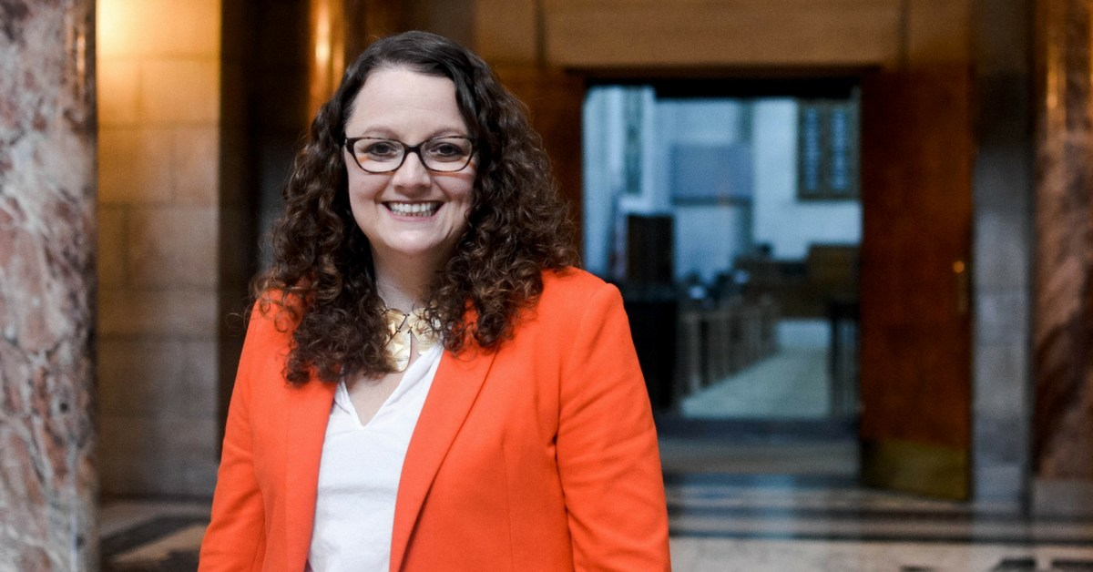 The nation's largest union representing federal and D.C. government workers, the American Federation of Government Employees, has endorsed Kara Eastman for election this November to the U.S. House representing Nebraska's 2nd Congressional District.