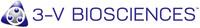 3-V Biosciences, Inc. logo. (PRNewsFoto/3-V Biosciences, Inc.)