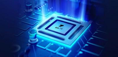 Chipset Kirin 710 del Honor 8X (PRNewsfoto/Honor)