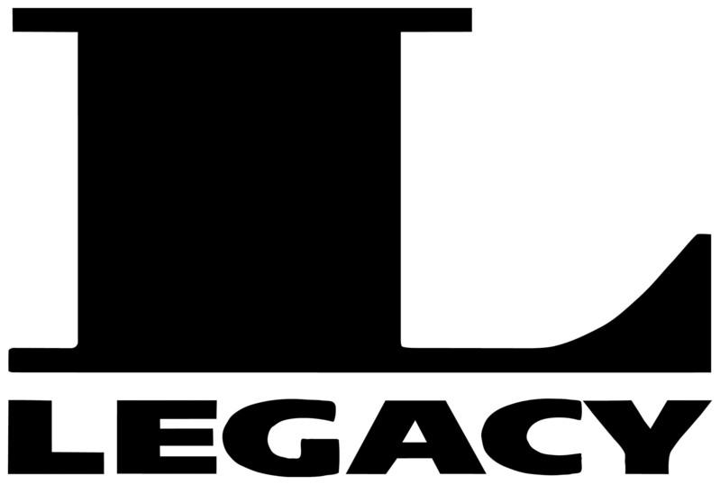 Legacy Recordings logo. Division of SONY Music Entertainment. (PRNewsFoto/Legacy Recordings)