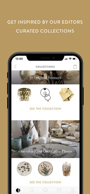 Artemest Releases iOS App With Augmented Reality, Available Now at the App Store