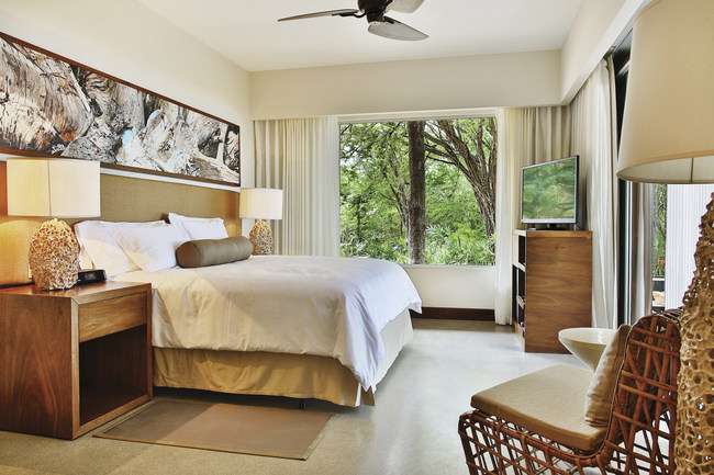 El Mangroove, part of Autograph Collection Hotels, in Costa Rica is featured in the new campaign celebrating Marriott Internationals 300 Independent Hotels Globally