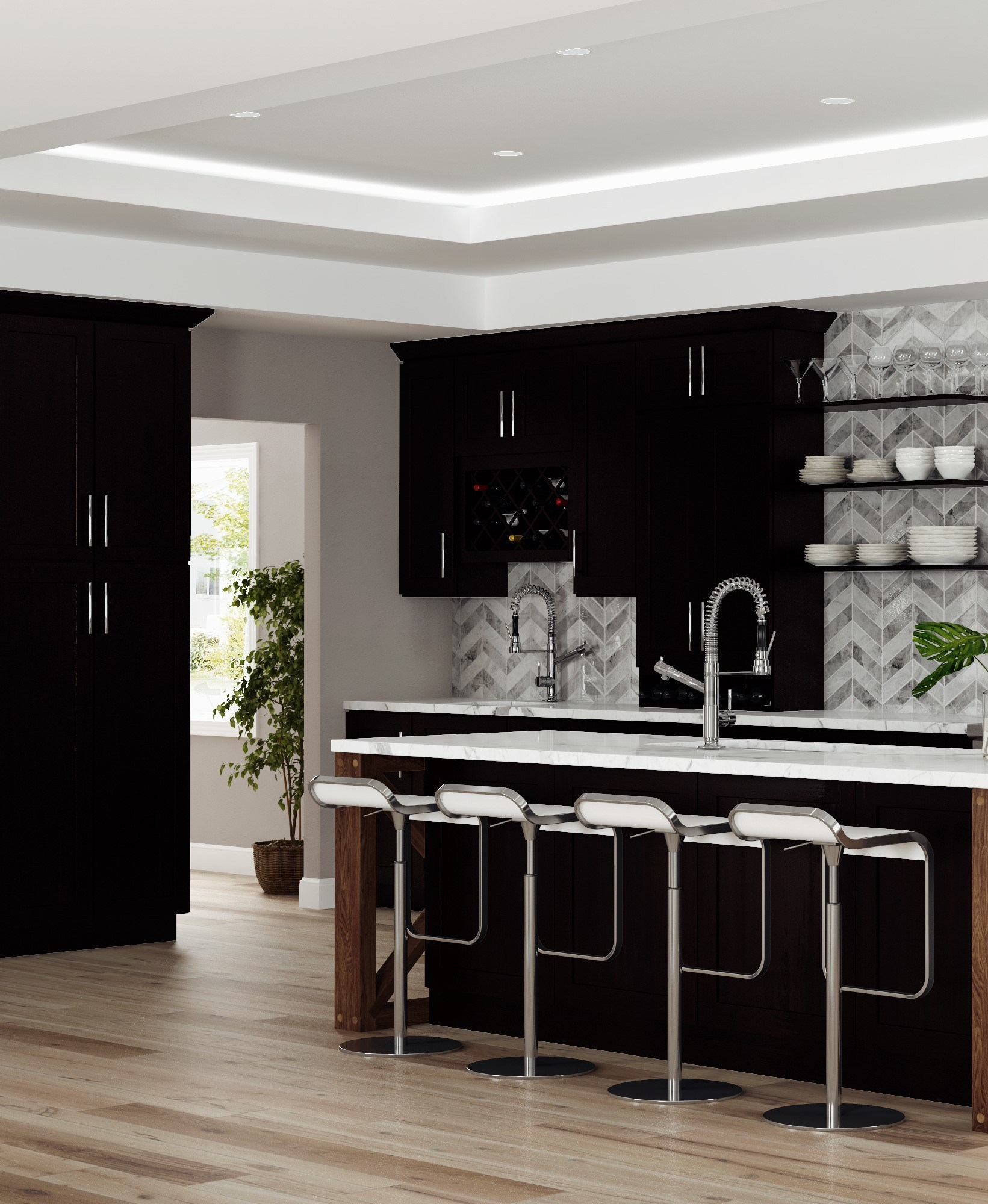 Lily Ann Cabinets