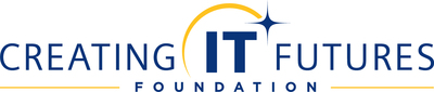 Creating IT Futures Foundation Logo. (PRNewsFoto/Creating IT Futures Foundation) (PRNewsFoto/Creating IT Futures Foundation) (PRNewsFoto/Creating IT Futures Foundation) (PRNewsFoto/Creating IT Futures Foundation)
